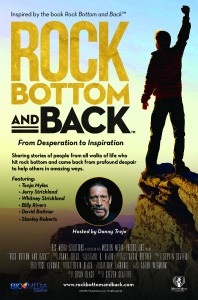 Rock Bottom and Back poster